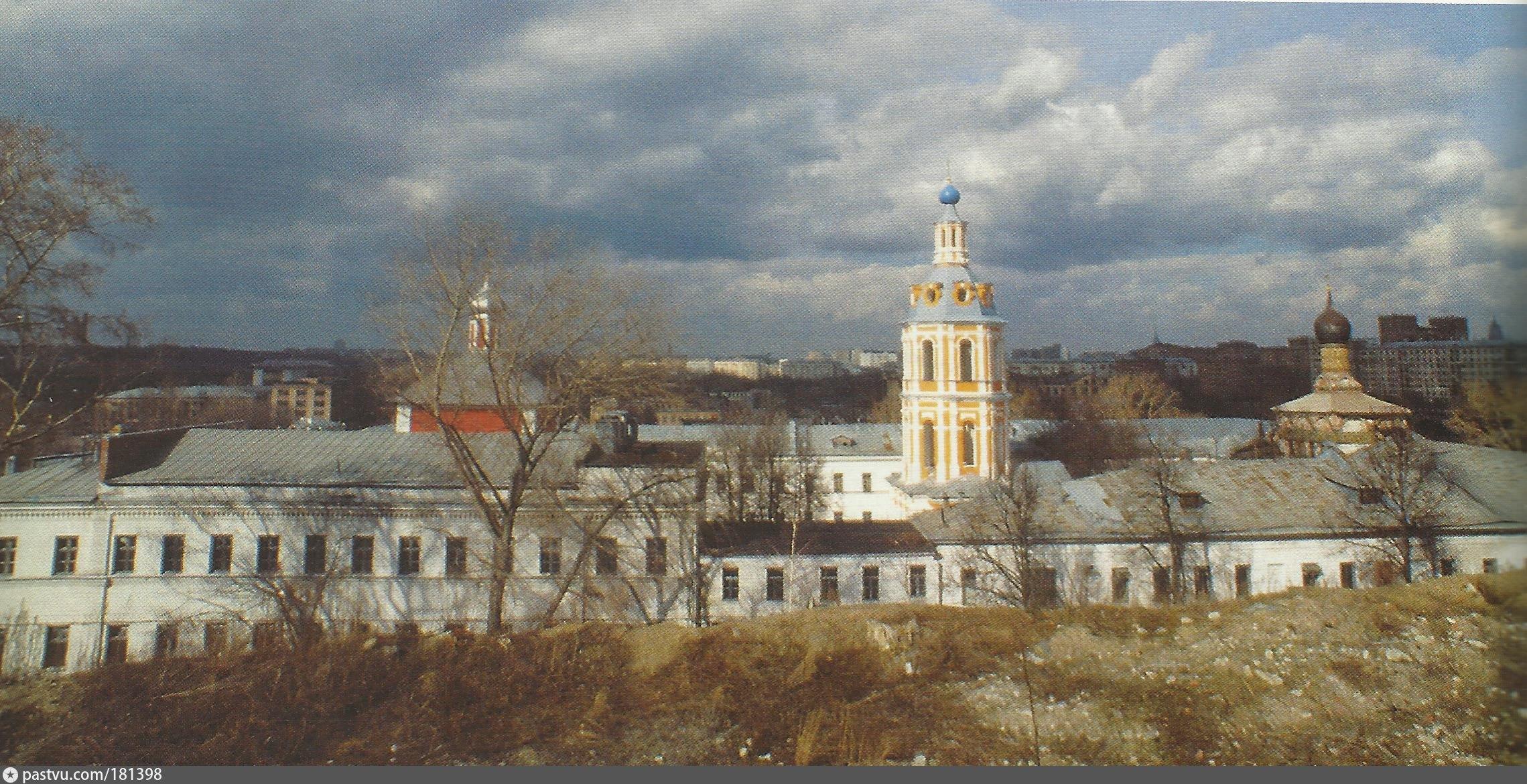 часть школа при андреевском монастыре нноу маршрута