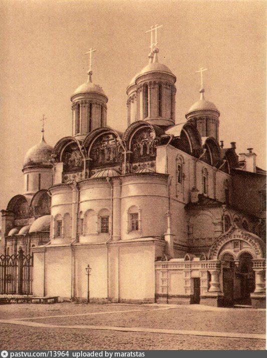 Ц. 12 апостолов в 1912. Автор: К.Фишер