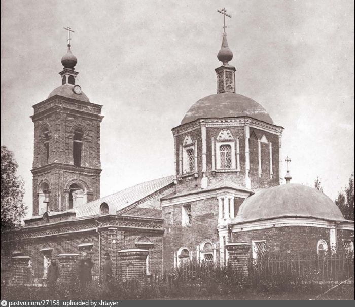 Церковь Покрова на Городне