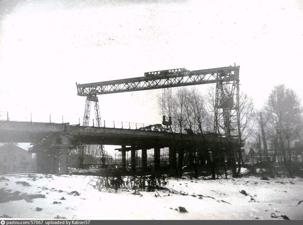 старые фотографии москва лианозово фото