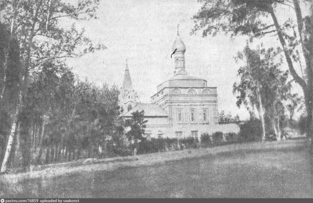 Храм Казанской иконы Божьей Матери в Богородском-Воронине