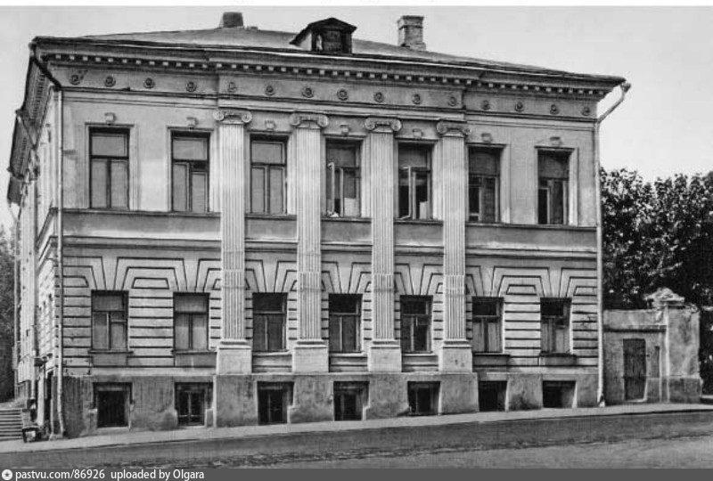 Дом Карзинкиных