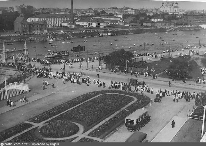 ��� �� ����� ��������, 1929-1931