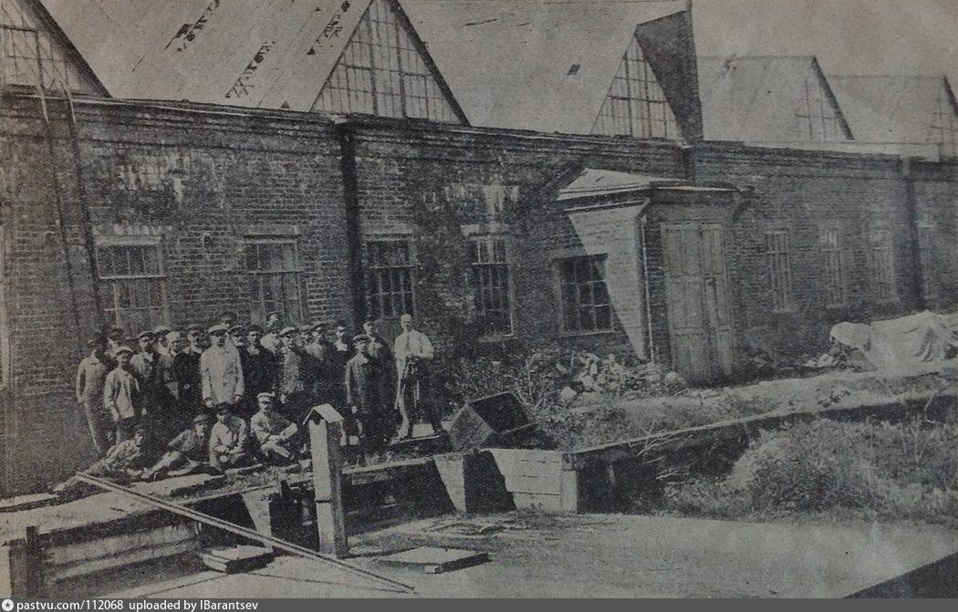 Общежитие для рабочих в текстильщиках на Волгоградском