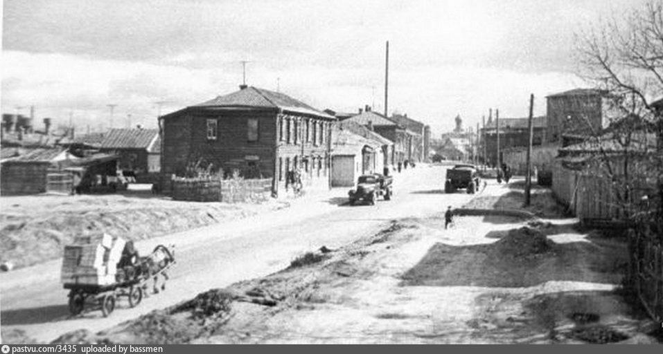 17-ый проезд Марьиной рощи, 1950-1955