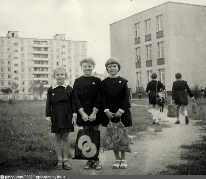 орехово борисово старые фотографии