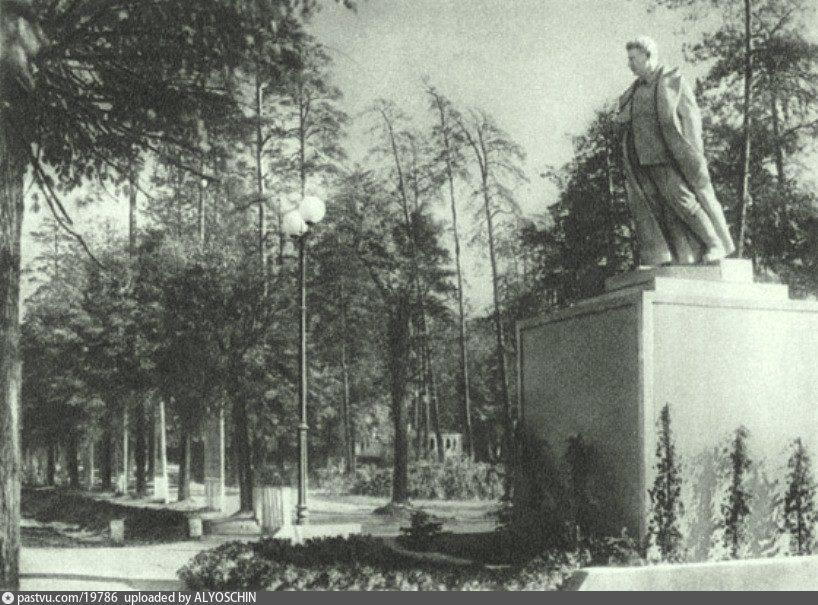 Измайловский Парк культуры и отдыха им. Сталина, 1940