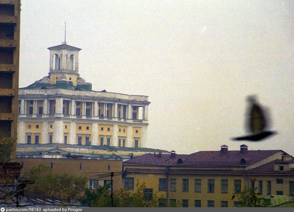 Театр советской армии из 3 го