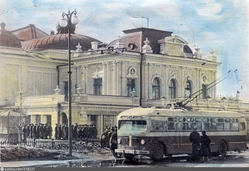 Культпоход в Драмтеатр