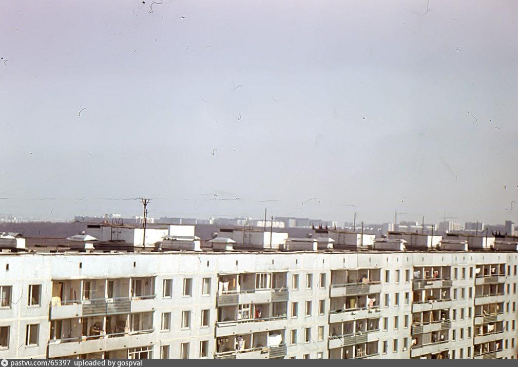бирюлево восточное фото старые