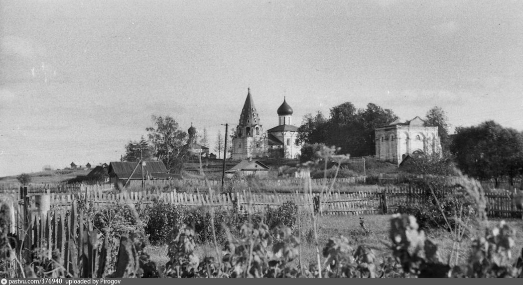 Переславль-залесский в старой открытке, идеальная