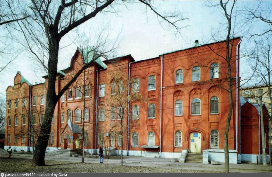 Белоцерковская городская больница no 2