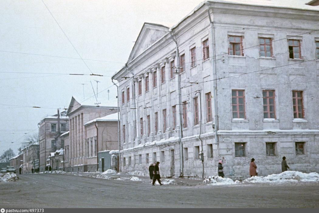 Старокирочный переулок. Часть 2.