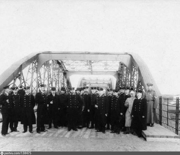 Открытие Цимбалинского моста