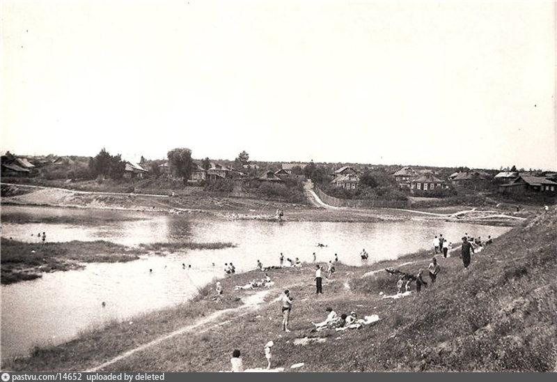 Село Покровское
