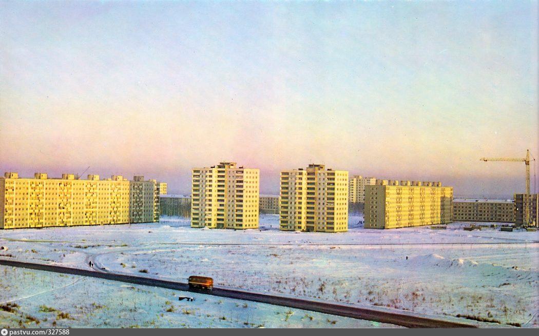 Панорама левобережья