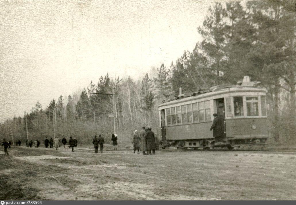 Трамвай до Сибаки