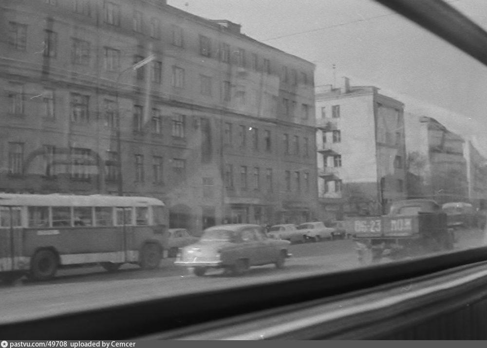 Большая Серпуховская улица, дом 48, строение 1