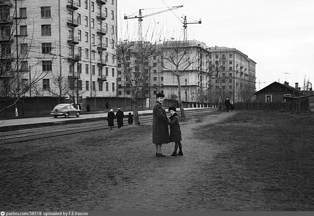 Старые фото онежской улицы в москве действо выглядит