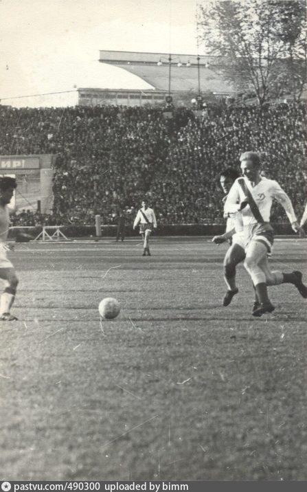 1961 рік, нападаючий Валерій Лобановський