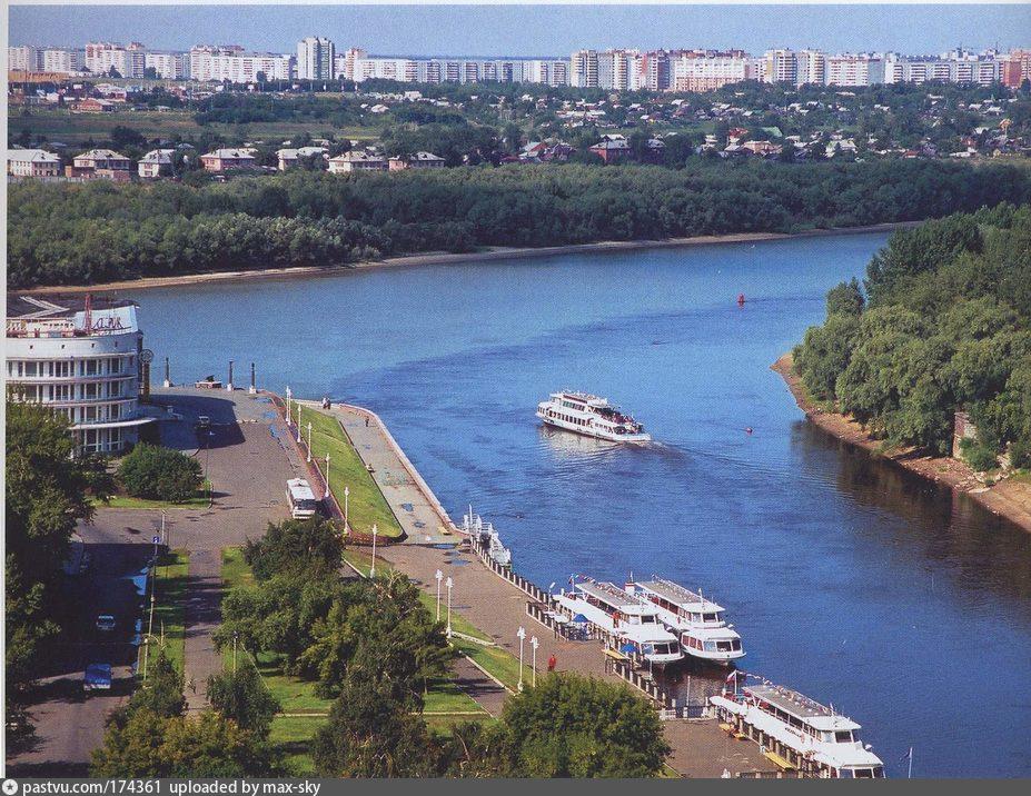 омск правый берег иртыша фото города каждой невесты